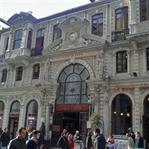İstanbul Tarihi Çiçek Pasajı' nda Bir gün