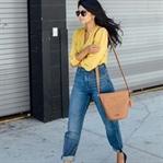 Trend: Bluz ve Yüksek Bel Jean