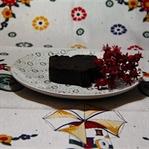 Viskili Çikolatalı Kek Tarifi