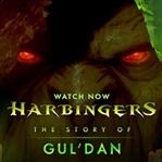 World of Warcraft Harbinger Animasyonu 1: Gul'dan