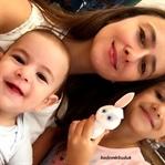 Ailemle Hilton İstanbul'dayız