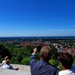 Ausflug in die Fächerstadt Karlsruhe