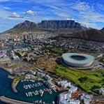 Cape Town'a Aşık Olmak İçin Nedenler