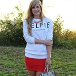Casual Sweater Look