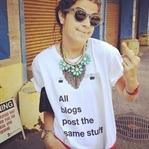 Farklı Bir Moda Bloggerı Leandra Medine