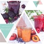 Hausgemachte Marmelade mit Kräutern