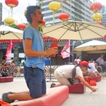 Hong Kong'da Bir Müslüman
