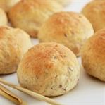 Kepekli ve Keten Tohumlu Roll Ekmek