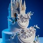 Masallardan Esinlenen Düğün Pastaları