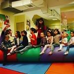 Okul Öncesi Eğitime Başlarken (Gymboree)