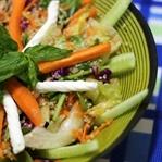 Pratik Lezzet Kinoa Salatası