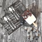 Rezept : Frozen Yoghurt & Berrys Icecream