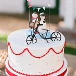 Tek Katlı Düğün Pastaları