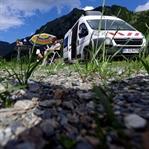 Tour in den italienischen und französischen Alpen