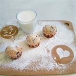 Yabanmersinli Muffin