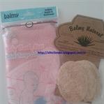 Balmy Bebek Eldiveni ve Natural Peeling Disk