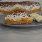 Banoffee Turta (Muzlu Karamel Pastası)