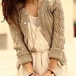 En Güzel Kışlık Elbise Modelleri