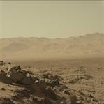 Eşsiz Mars Görüntüsü