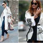 Japon Dokunuşu ile Kimono Trendi