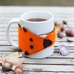 Kleiner Fuchs Tassenwärmer