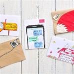 Mail art – schreibt mal wieder (schön)!