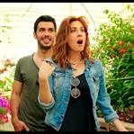 Melis Babadağ ve Aras Aydın İlk Kez Sinemada!