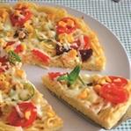 Pratik Makarna Pizza Tarifi