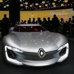 Renault Trezor 2016 Paris Motor Show'da