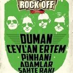 Rock Off (Yerli) 1 Ekim'de!