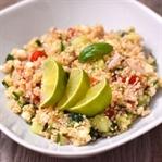 Schneller Quinoa-Salat mit Feta
