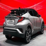 Toyota C-HR: Crossover Yeniden Keşfedildi