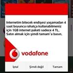 Vodafone'luysanız Dikkat Edin! Yolculuk Paketi