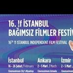 16. !f İstanbul Sinema Festivali