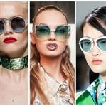 2017 İlkbahar/Yaz Gözlük Trendleri
