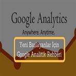 Acemiler İçin Google Analitik Kurulum Rehberi