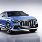 Audi Q8 Basına Tanıtıldı