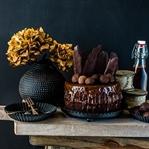 Beschwipster Chocolate Birthday Cake