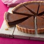Çikolatalı Vişneli Tart Tarifi