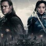Çin Seddi Filminden Muhteşem Açılış!