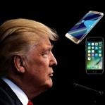 Donald Trump Android Telefonuna Veda Etti