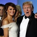 Donald Trump Başkanlık Törenleri