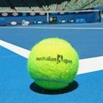 Efsane Tenisçiler Avustralya'da Antrenmanda