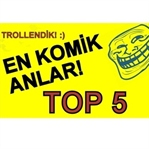 En Komik Anlar TOP 5 | Avrupada Trollendik !