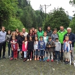 Kaçkarlar'a Sevdalı Çocuklar Kampı