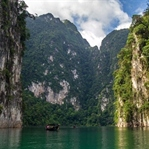 Khao Sok Nationalpark - Cheow Lan Lake