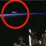 Nasa Tv'ye Yakalanan UFO
