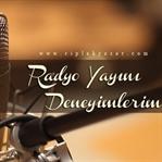 İnternetten Radyo Yayını Yapmak