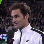 Roger Federer Avustralya Açık'ta Çeyrek Finalde!