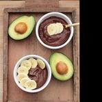 Sağlıklı Tarifler: Avokadolu ve Muzlu Puding